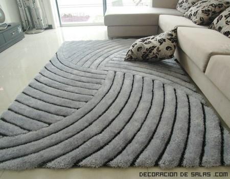 alfombras salon modernas