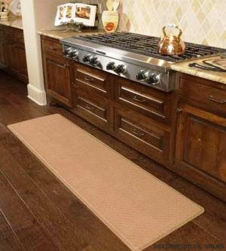 alfombras para la cocina
