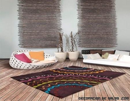 Alfombras tnicas para tu hogar for Alfombras etnicas