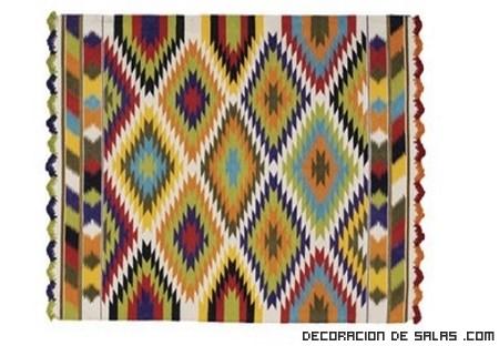 Alfombras tnicas para tu hogar for De que estan hechas las alfombras