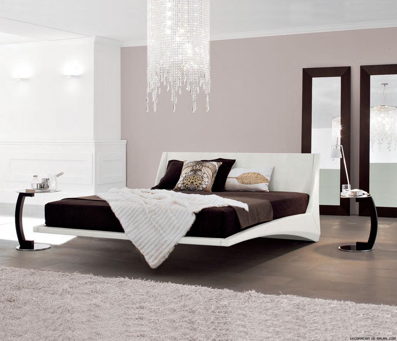 Cama tipo flotante - Disenos de camas ...
