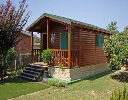 Casas de madera for Casas de jardin de madera baratas