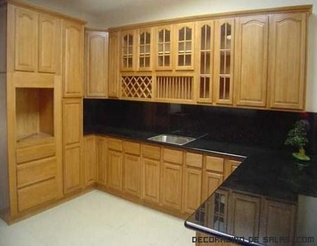 Muebles de madera hechos a mano for Como hacer muebles para cocina