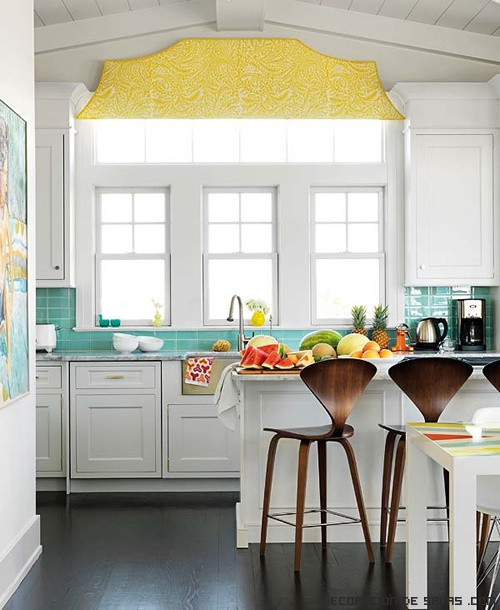 Trends And Novelties Unusual Kitchen Countertops: El Estilo Californiano En La Decoración