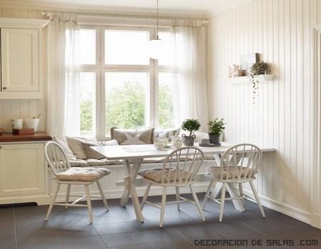 Cocinas de estilo ingl s - Estilo ingles decoracion interiores ...