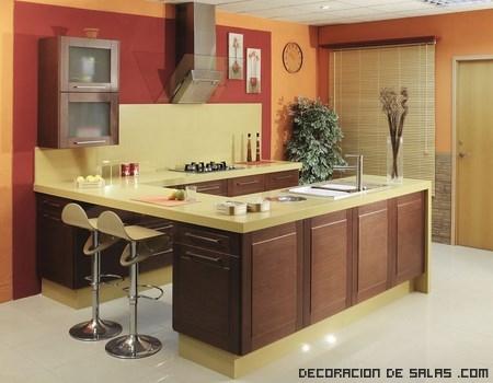 Casas rusticas de madera related keywords casas rusticas for Cocinas rusticas modernas