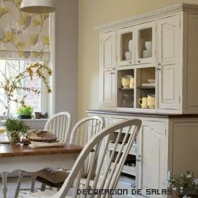 Mesas y sillas para cocinas rusticas - Mesas de cocina rusticas ...