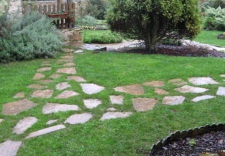 Decora tu jard n con piedras for Jardines con piedras fotos