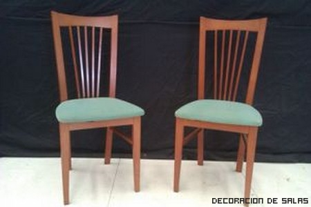 C mo tapizar sillas paso a paso - Grapadoras para tapizar ...