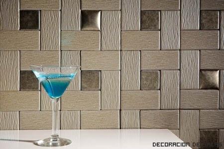 Azulejos en las paredes for Azulejos para paredes comedor