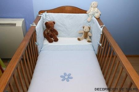 Cunas para el bebé