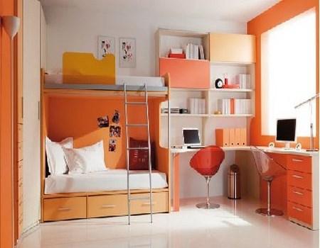 Como decorar una habitacion juvenil pequea cheap es sin - Como decorar una habitacion pequena juvenil ...