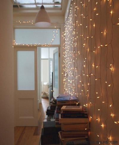 luces pequeñas para decorar en navidad