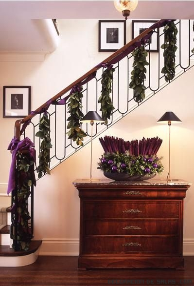 M s ideas para decorar las escaleras de interior - Como decorar una escalera interior ...