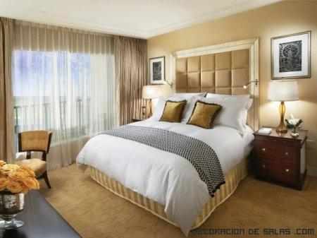 decoración moderna de dormitorios
