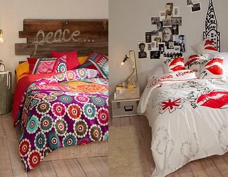 Colecci n desigual para el hogar - Desigual ropa de cama ...