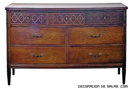 Como envejecer un mueble de madera awesome preparar - Como lacar un mueble de madera ...