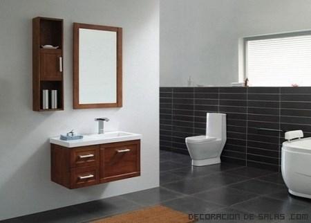 3 tipos de espejos para baños