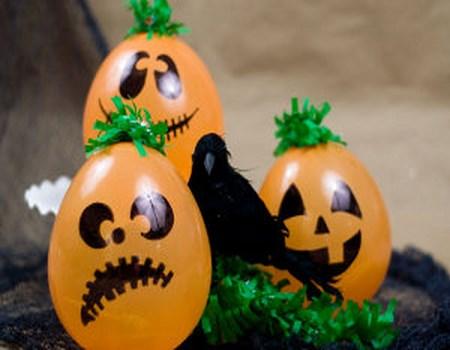 Globos para halloween - Fiesta halloween en casa ...