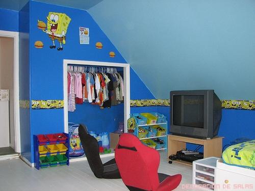Habitaci nes para ni os con mucho color - Dormitorios infantiles ninos 3 anos ...