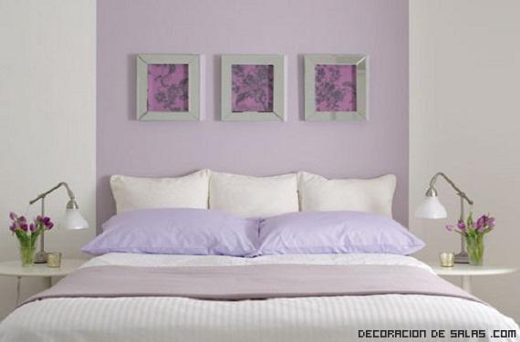 Combinación de colores de pared