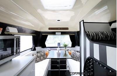 ideas de bricolaje para arreglar caravanas