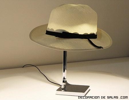 Lámpara Chapeau, más originalidad en tu hogar
