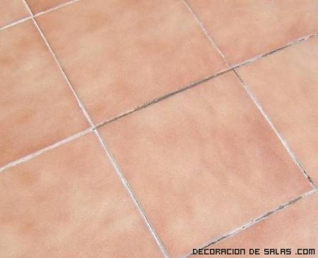 Trucos para limpiar juntas azulejos bao great como - Como limpiar los azulejos de la cocina muy sucios ...