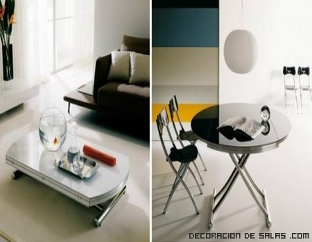 Muebles extensibles de la firma Ozzio