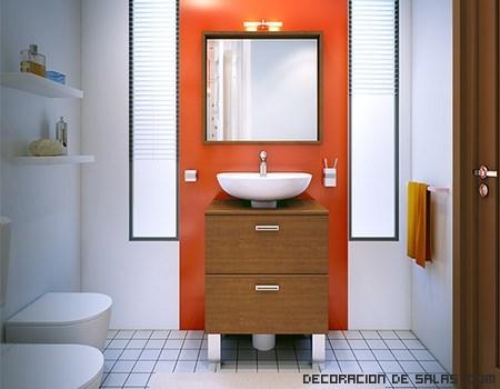 Muebles para lavabos de pie for Mueble bano de madera