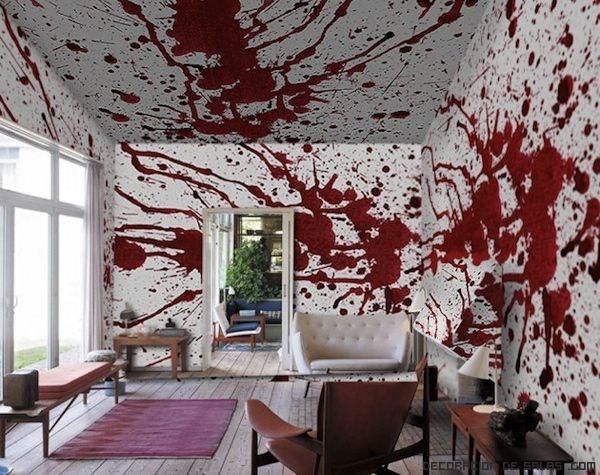 Papel pintado original - Como poner papel pintado en la pared ...