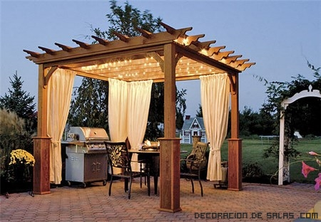awesome pergola alu pas cher 10 pergolas. Black Bedroom Furniture Sets. Home Design Ideas