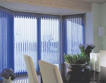 Persianas verticales para tu hogar