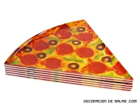 Platos para pizza for Platos de pizza