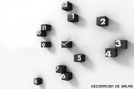 Relojes con diseño