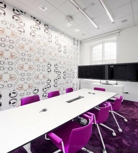 Decora una sala de reuniones for Mesa sala de reuniones