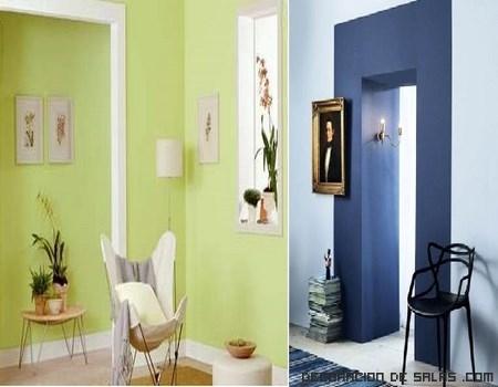Los colores en la decoración