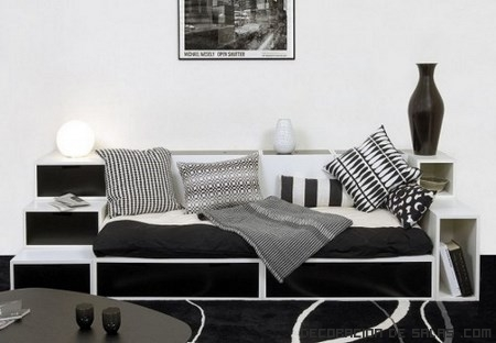 camas para espacios reducidos