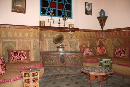 Sofas y cojines