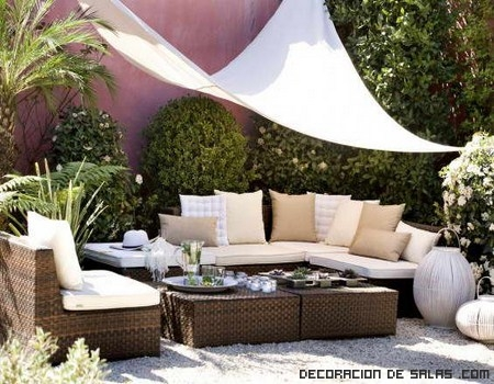 Dale un toque Chill-Out a tu terraza