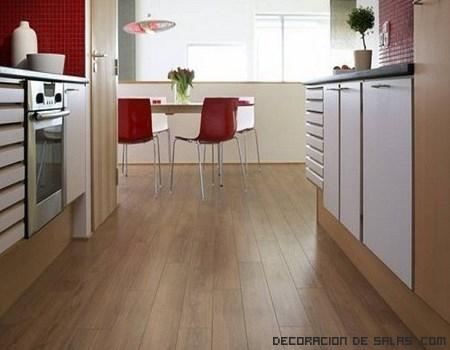 Los mejores suelos para la cocina