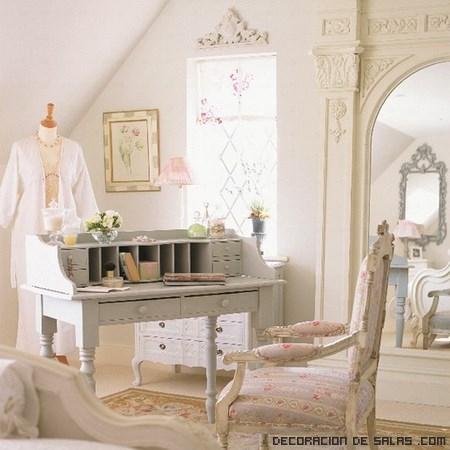 habitaciones de colores pastel