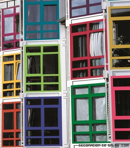 Consejos para pintar las ventanas for Colores de aluminio para ventanas en mexico