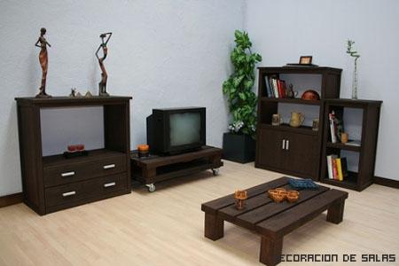 Acabados para muebles - Con que limpiar los muebles de madera ...