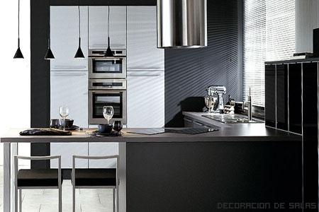 Zonas de la cocina