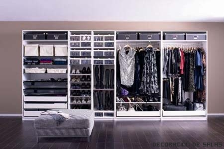 armario lleno