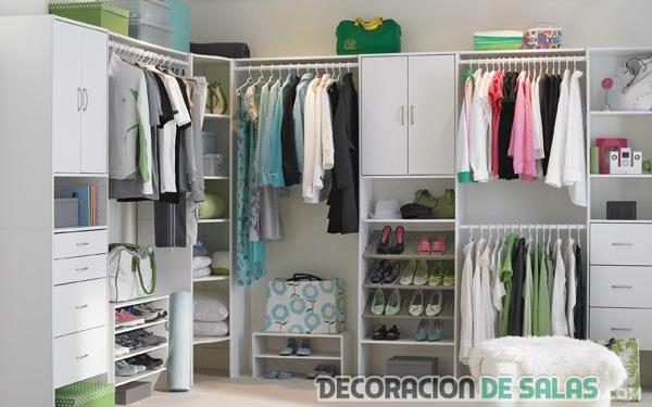 armario sin puertas grandes