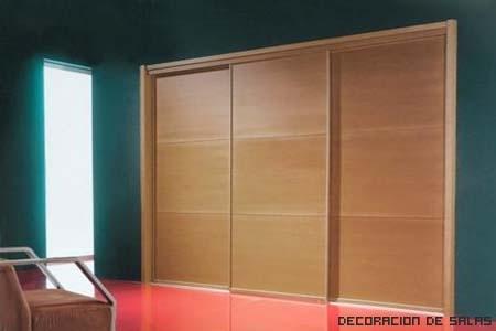 Tipos de armarios - Armarios de obra ...