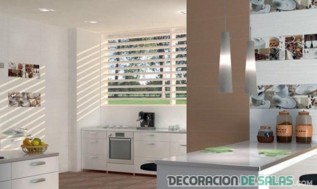 Azulejos decorativos para la cocina losas de cocina for Azulejos decorativos cocina