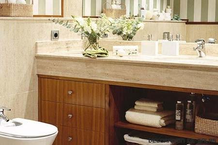 Ideas para decorar un cuarto de baño pequeño